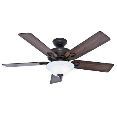 Kensington 52 in. Bronze Indoor Ceiling Fan
